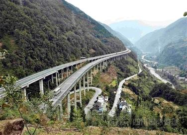 雅西高速公路工程ld乐动官网服务