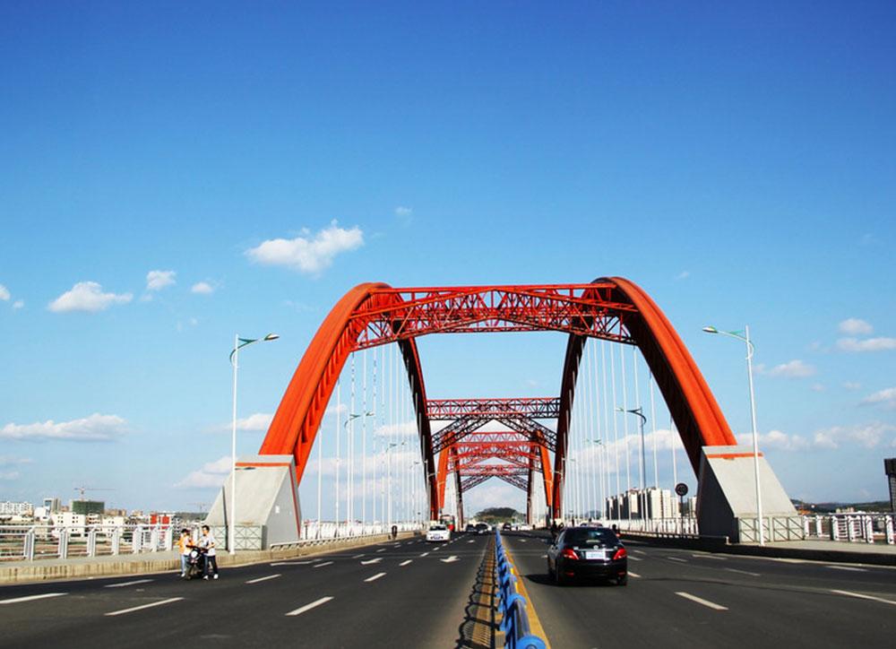 嘉陵江特大桥
